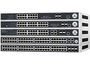 COMMANDO Soldier C2000 Series Managed Switches