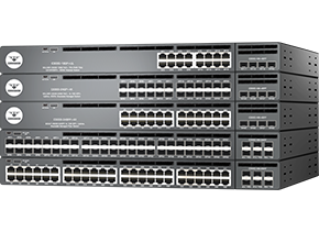 COMMANDO Soldier C3000 Series Modular Routing Switches