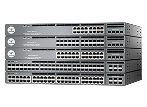 COMMANDO Marshall C3500 Series Modular Routing Switches