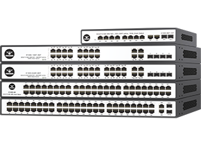 COMMANDO Scout E1000 Series Unmanaged Switches