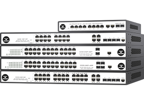 COMMANDO Soldier E2000 Series Managed Switches
