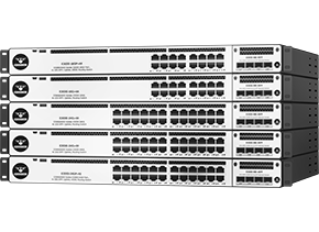 COMMANDO Soldier E3000 Series Stackable Routing Switches
