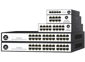 COMMANDO Scout IE1000 Series Industrial Unmanaged Switches