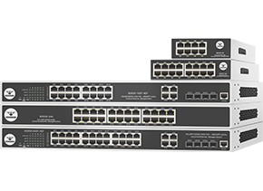 COMMANDO Soldier IE2000 Series Industrial Managed Switches