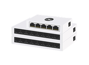 COMMANDO SF/SG Unmanaged Switches