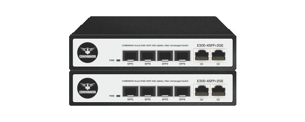 SCOUT E300 Series Fiber Switches