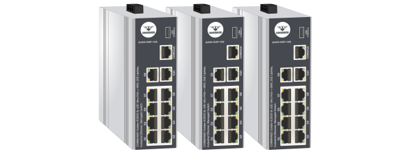 SOLDIER IE2000 Series Ultra PoE++ Industrial Ethernet Managed Switches
