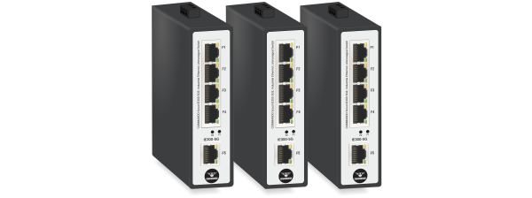 SCOUT IE300 Series Fast Ethernet Industrial Switches