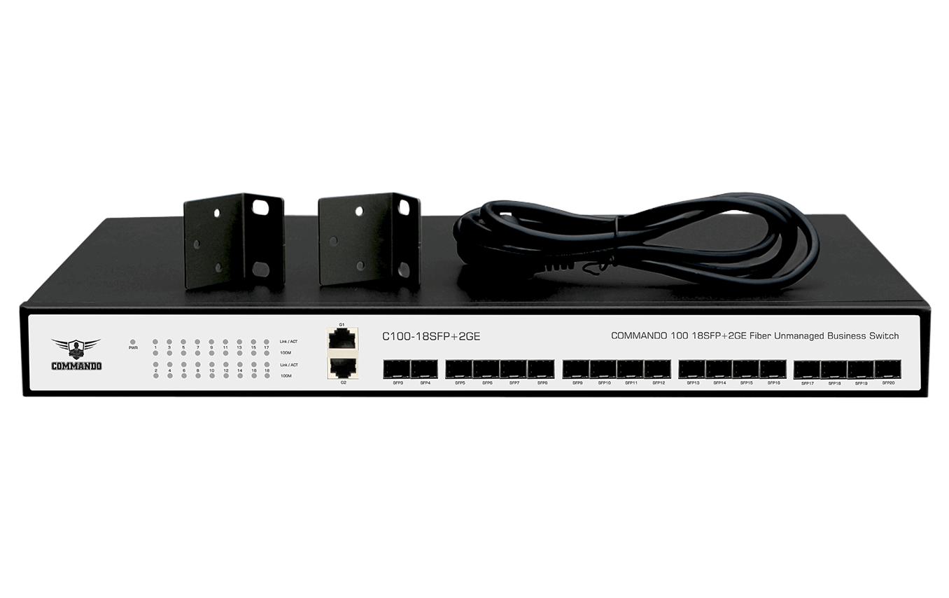 C1000-18SFP+2GE