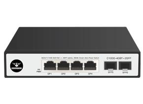 C1000-4GBT+2SFP