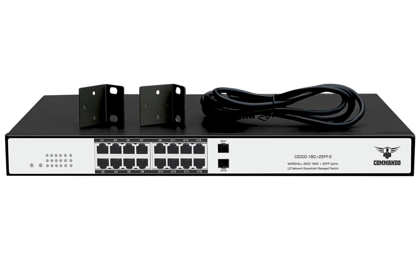 C2000-16G+2SFP-E