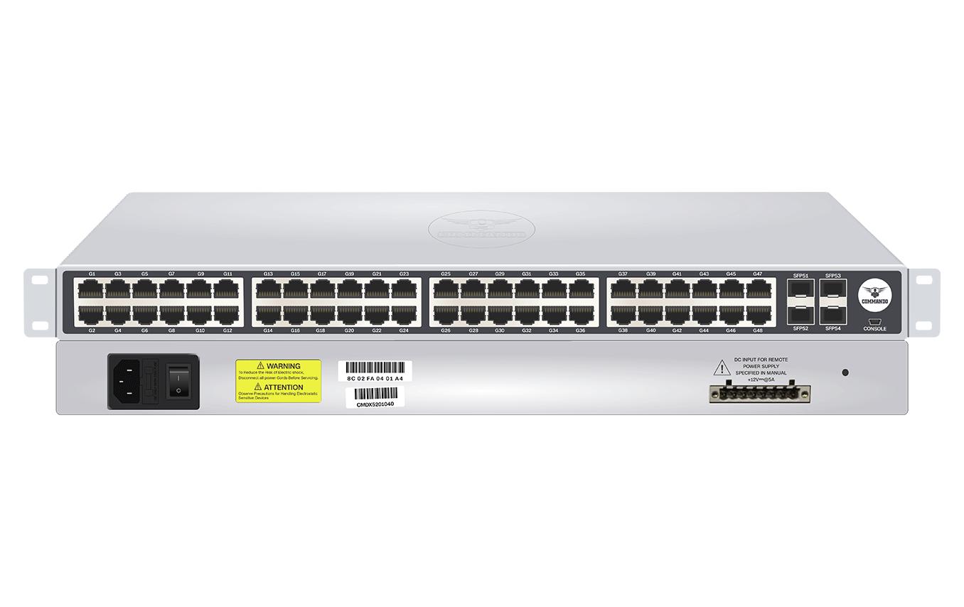 C2000-48G+4SFP