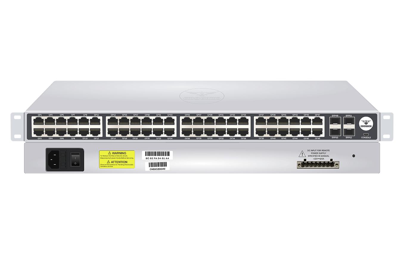C2000-48GP+4SFP