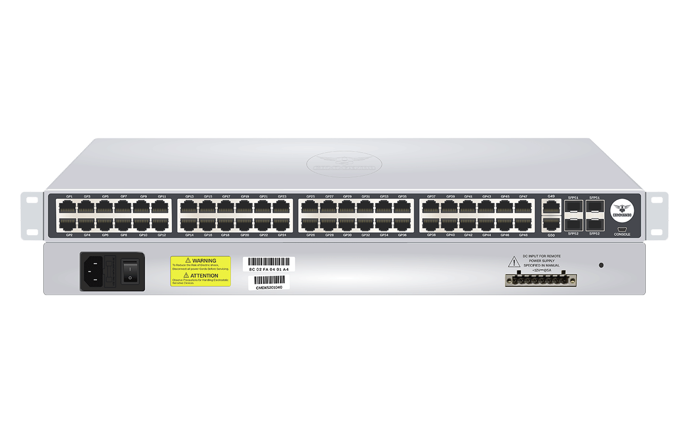 C2000-48GP+6XCF