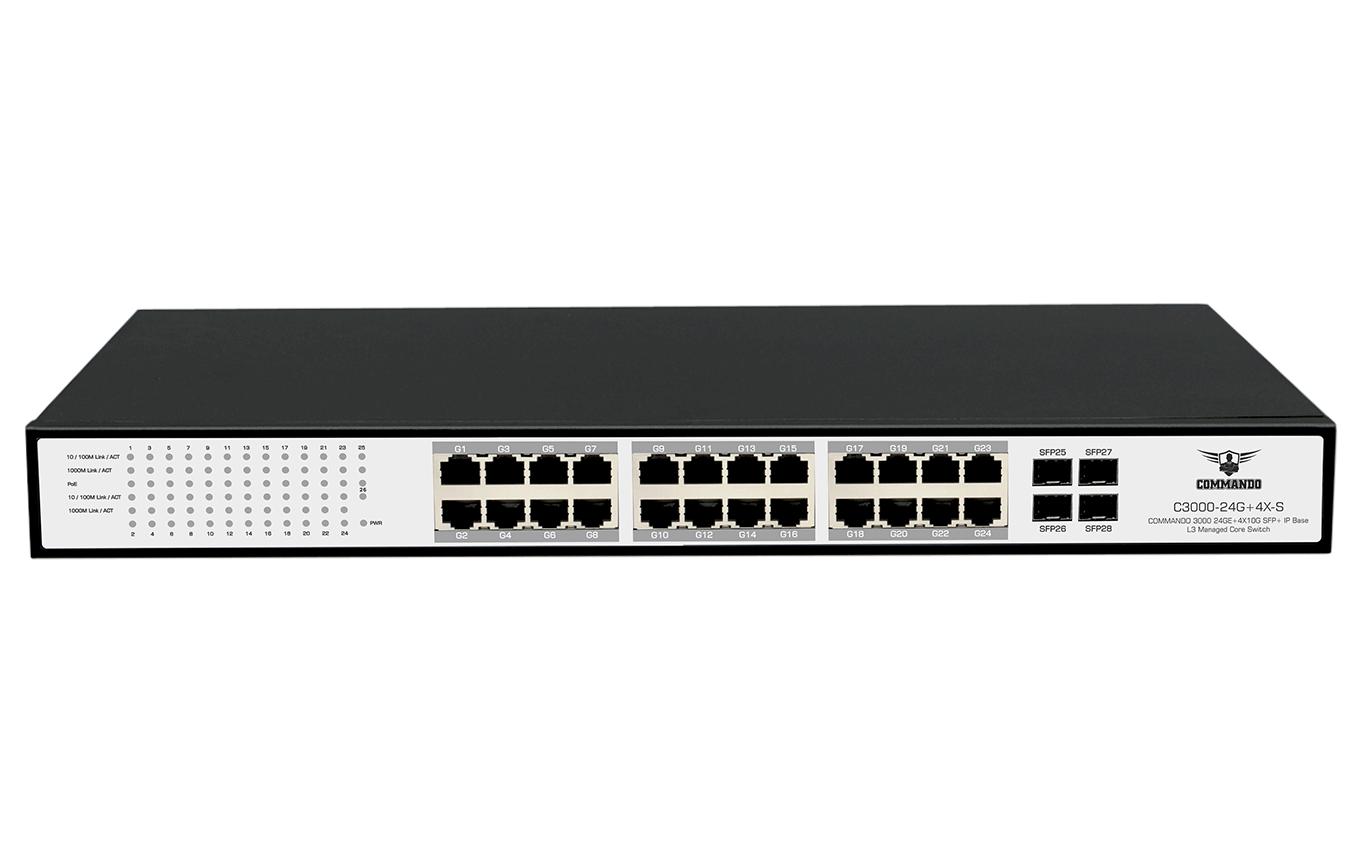 C3000-24G+4X-S