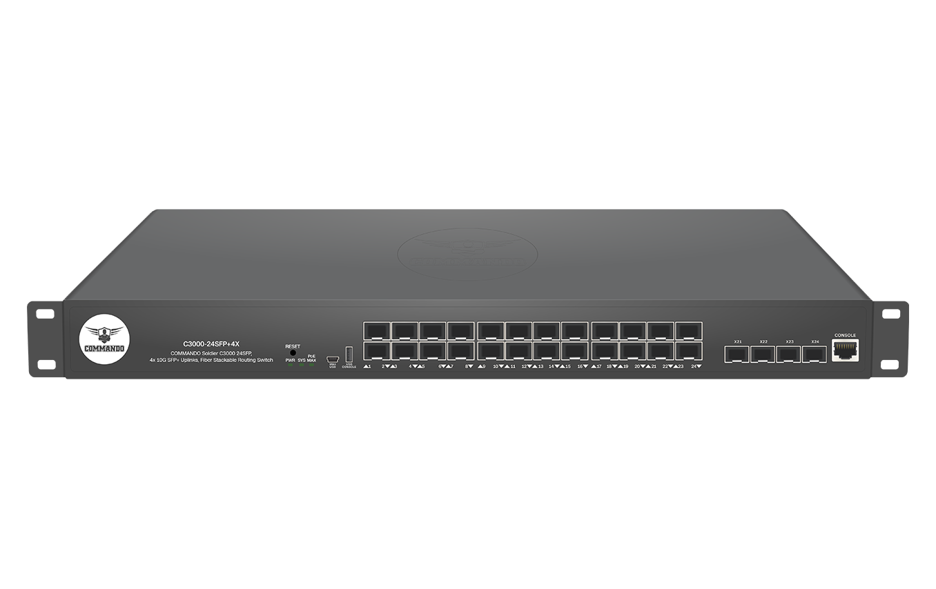 C3000-24SFP+4X