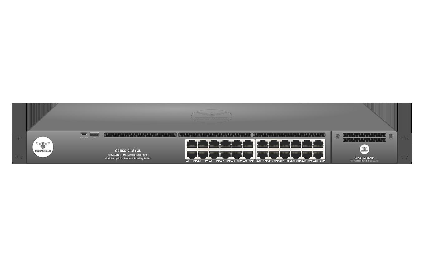C3500-24G+UL