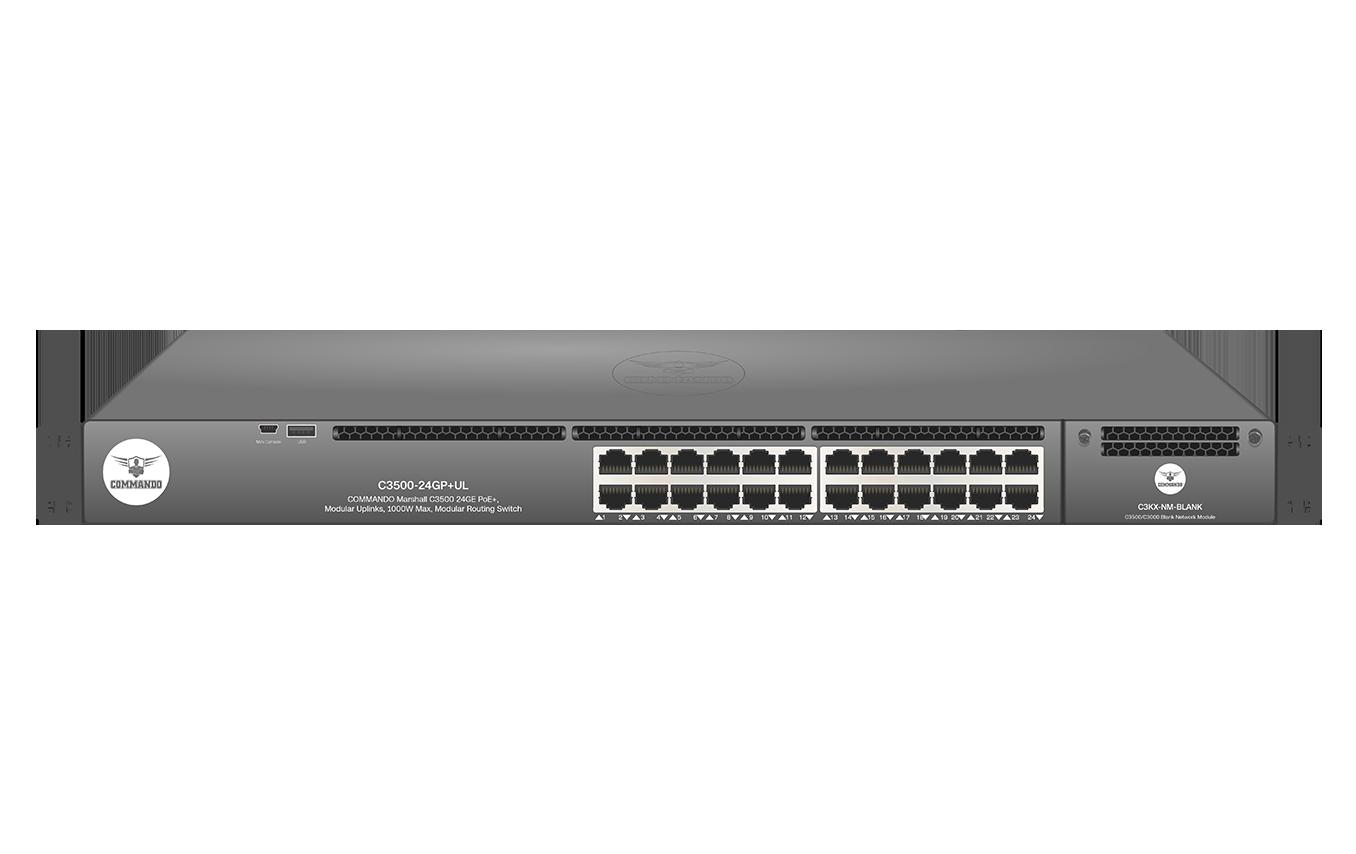 C3500-24GP+UL