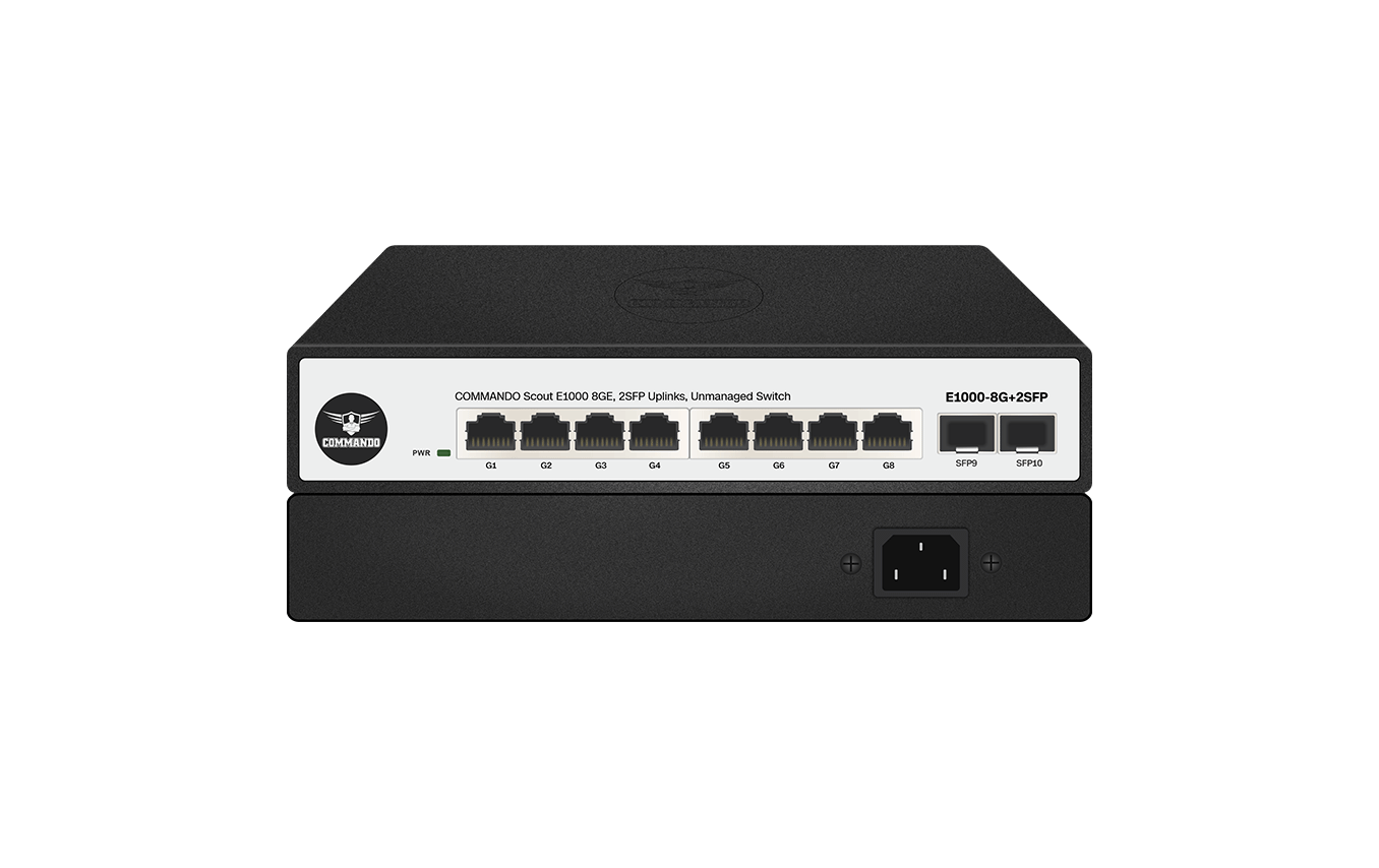 E1000-8G+2SFP