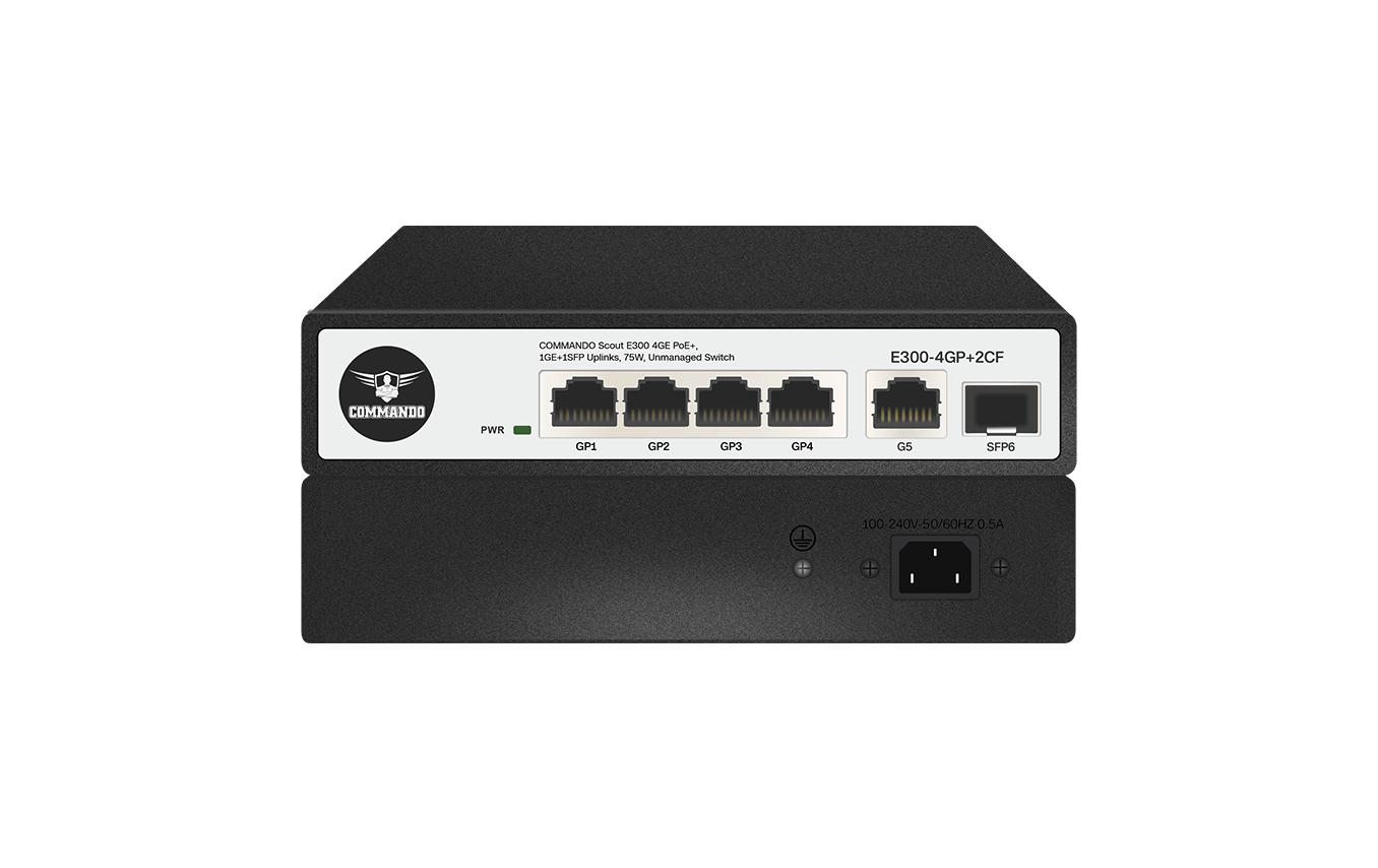 E300-4GP+2CF