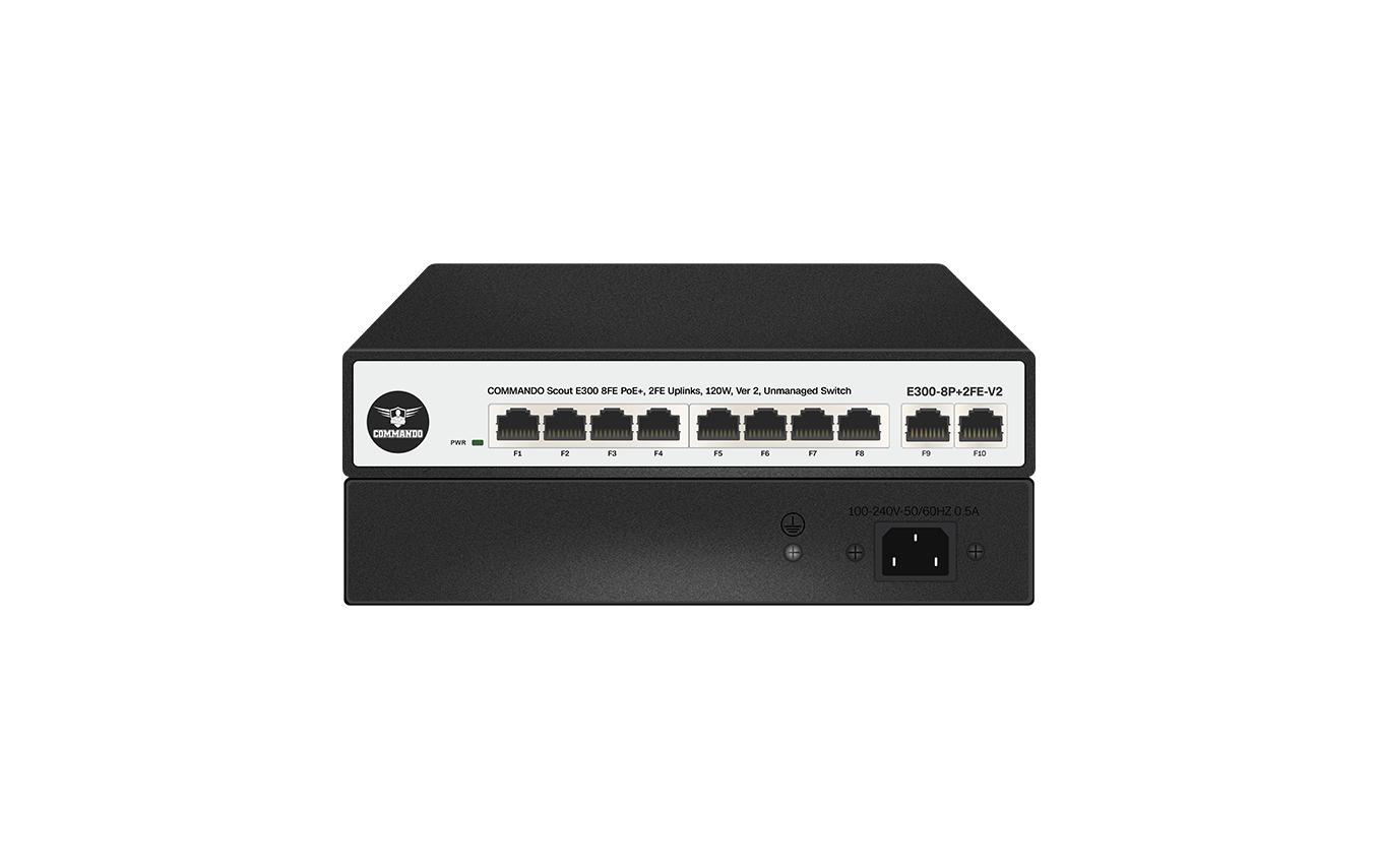 E300-8P+2FE-V2