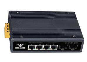 IE1000-4GP+2SFP