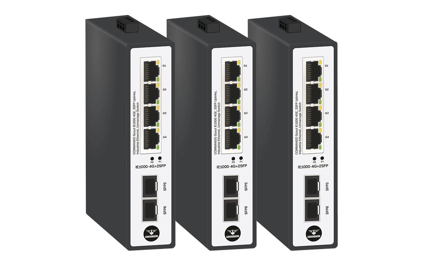 IE1000-4G+2SFP