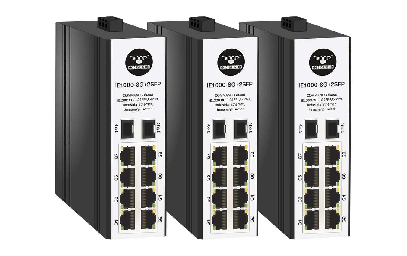IE1000-8G+2SFP