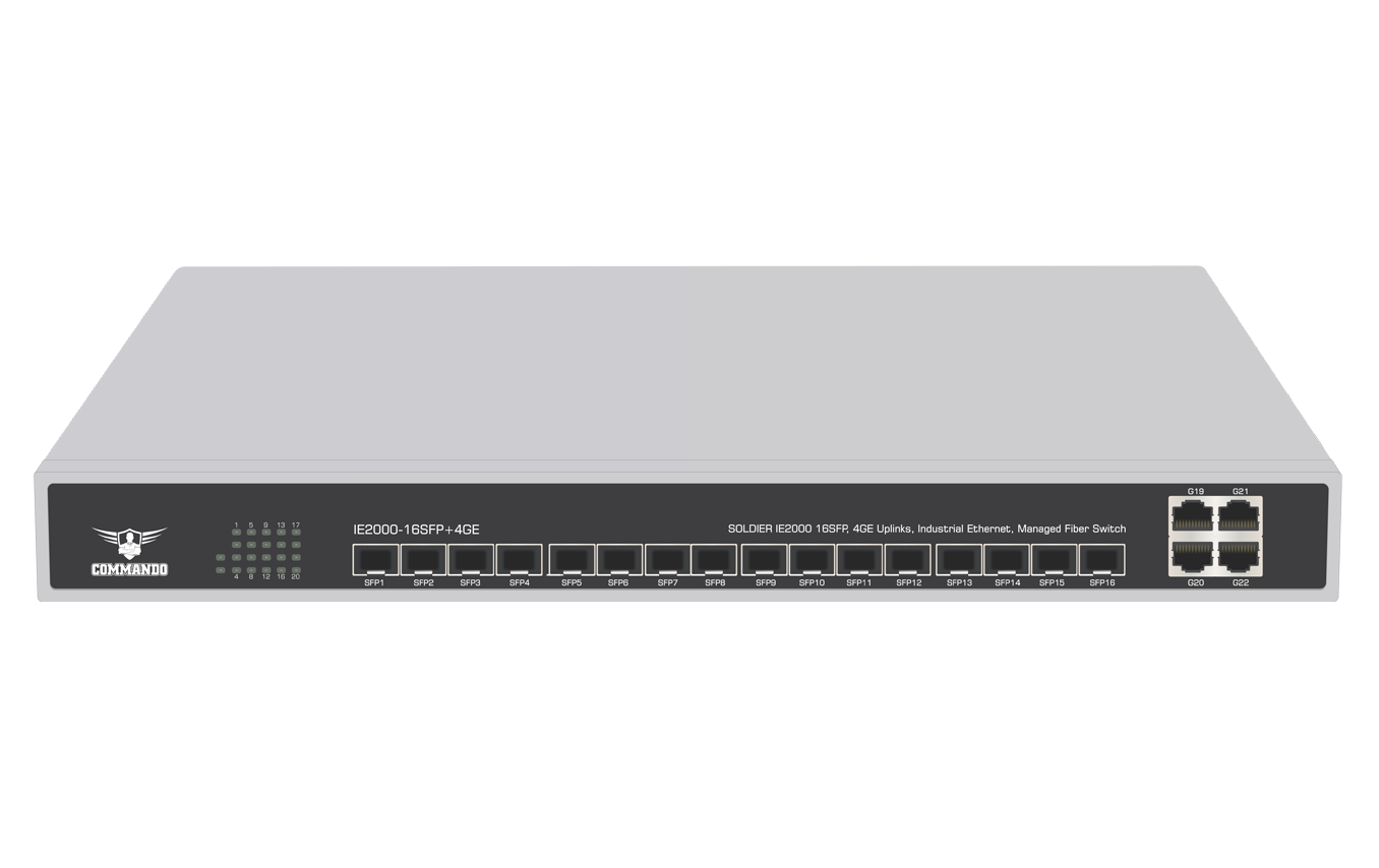 IE2000-16SFP+4GE