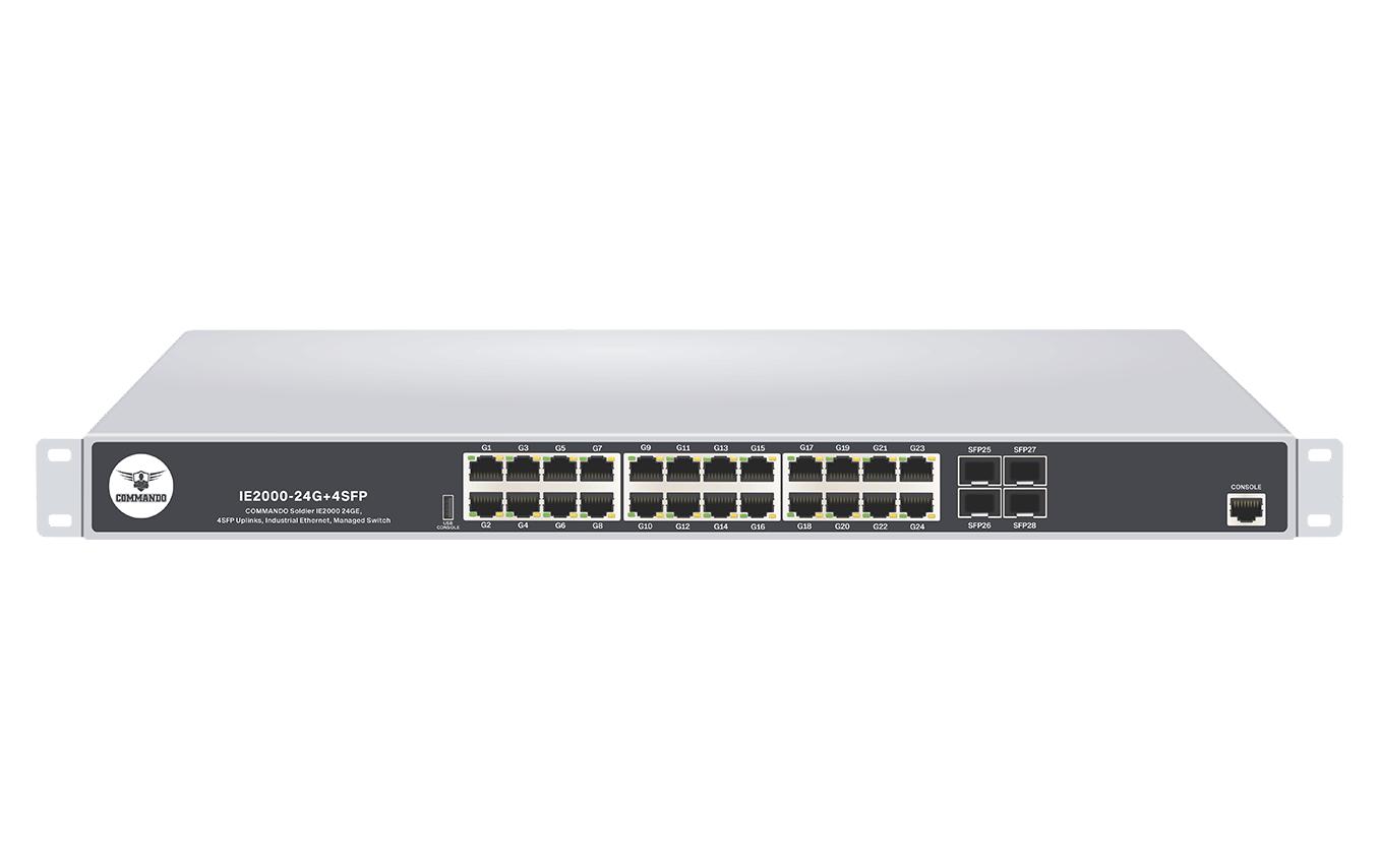 IE2000-24G+4SFP