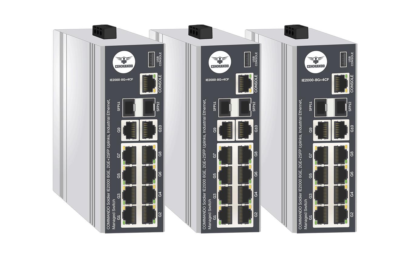 IE2000-8G+4CF