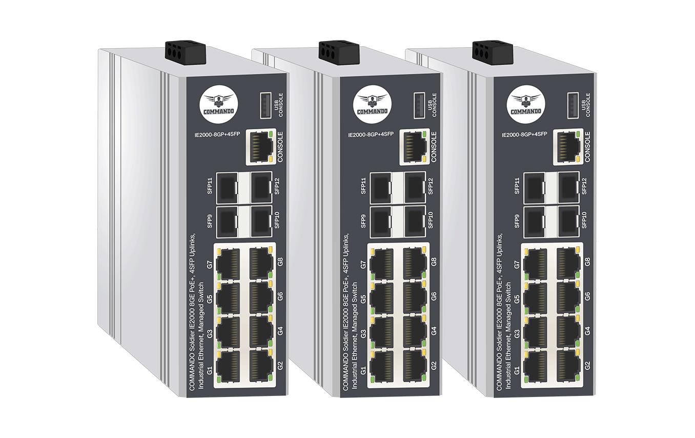 IE2000-8G+4SFP