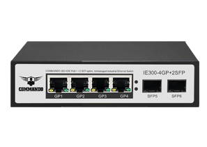 IE300-4GP+2SFP