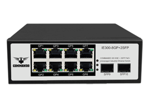 IE300-8GP+2SFP
