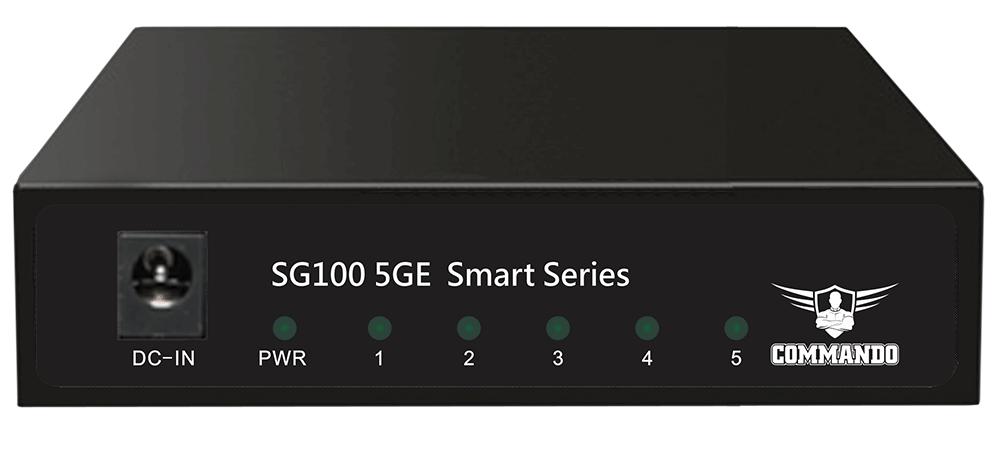 SG100-5+