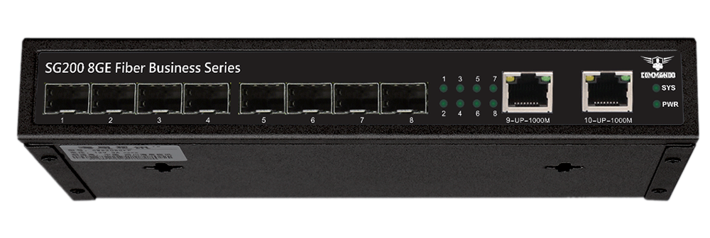 SG200-8SFP+2U