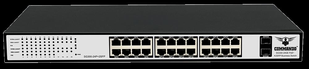 SG300-24P+2SFP