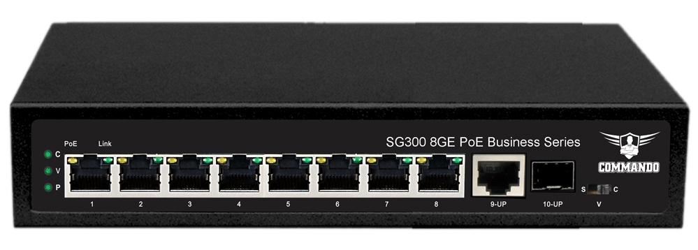 SG300-8PP+2U