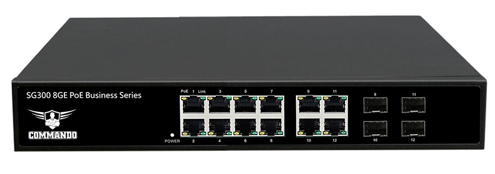 SG300-8PP+4U