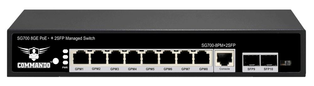 SG700-8PM+2SFP